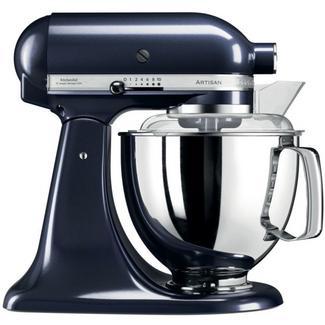 Robot de cozinha Kitchen Aid 5KSM175PSEAP com capacidade para 4 8 litros Branco