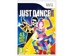 Jogo Nintendo WII Just Dance 2016