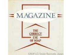 Vinil LP Magazine – The Correct Use Of Soap