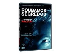 DVD Roubamos Segredos: História da Wikieaks