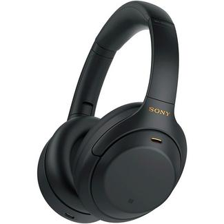 Auscultadores Bluetooth SONY WH-1000XM4 Over Ear Noise Canceling Preto