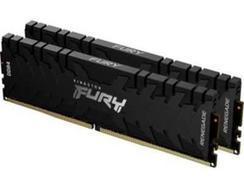 Memória RAM DDR4 KINGSTON Fury Renegade (2 x 16 GB – 3000 MHz – CL 15 – Preto)