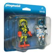 Duo Pack Astronautas Playmobil