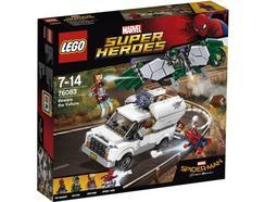 Construção LEGO Marvel Super Heroes – Cuidado com o Vulture