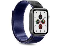 Bracelete Apple Watch 42, 44 mm PURO AW44SPORT Azul