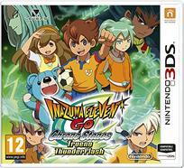 Jogo Nintendo 3DS Inazuma Eleven Go Chrono Stones – Thunderflash