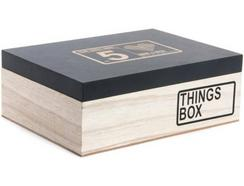 Caixa Madeira ITEM Things Box Madeira