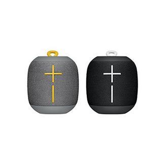 Pack Colunas Bluetooth LOGITECH Ultimate Ears Wonderboom Cinza e Preto
