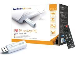 Placa de TV AVERMEDIA Volar Pro DVB-T A835