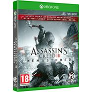 Jogo Xbox One Assassin's Creed III + Liberation (Remastered – M18)