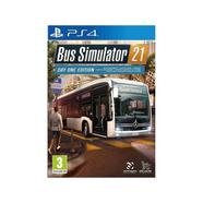 Bus Simulator 21 – Day One Edition PS4