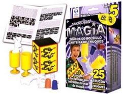 Conjunto de Magia de Bolso HANKYPANKY 25 Truques Nº5
