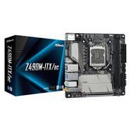 ASRock Z490M-ITX/AC (Socket LGA1200 – Intel Z490 – Mini-ITX)