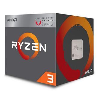 AMD Ryzen 3 2200G Quad-Core 3.5GHz c/ Turbo 3.7GHz 6MB SktAM4
