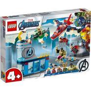 LEGO Super Heroes: Vingadores – A Ira de Loki
