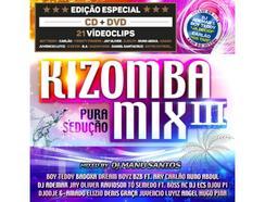 CD/DVD Kizomba Mix 3 – Mixed By Manu Santos