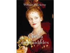 Livro A Feira das Vaidades de William Thackeray