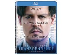 Blu-Ray Transcendence – A Nova Inteligência