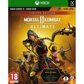 Mortal Kombat 11 Ultimate: Limited Edition – Xbox-One/Xbox Series X