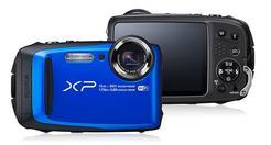 Fujifilm FinePix XP90 16.4MP 1/2.3″ CMOS 4608 x 3456pixels Preto, Azul