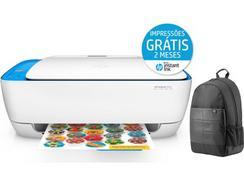 Impressora Multifunções HP DJ 3639 + Mochila