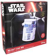 Caixote do Lixo para Carro STAR WARS R2-D2