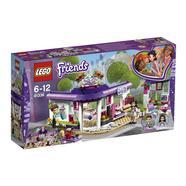 O Café de Arte da Emma  Lego Friends