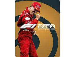 Fórmula 1 2020 – Steelbook (Corridas – M3) – Jogo PS4