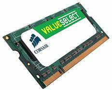 Memória RAM SODIMM CORSAIR DDR2 2GB 800 MHz CL5