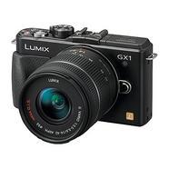 Máquina Fotográfica Mirrorless PANASONIC LUMIX DMC-GX1XEC-K