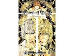 Manga Death Note – Eliminação de Tsugumi Ohba e Takeshi Obata
