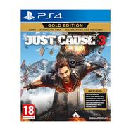 Square Enix Just Cause 3 Gold Edition – PS4