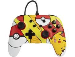 Comando com fio NINTENDO Pokemon (Nintendo Switch)