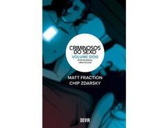 Comic Criminosos do Sexo 02: Um Truque Estranho de Matt Fraction e Chip Zdarsky