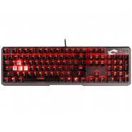 Teclado Mecânico MSI Vigor GK60 PT Cherry MX Red