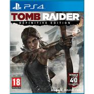 Tomb Raider Definitive Edition – PS4