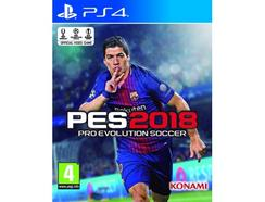 Pro Evolution Soccer 2018 – PS4
