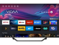 "TV HISENSE 65A72G QLED 65"" 4K Smart TV"