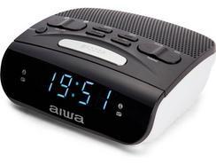 Rádio Despertador AIWA Cr-15
