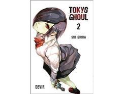 Manga Tokyo Ghoul 02 de Sui Ishida