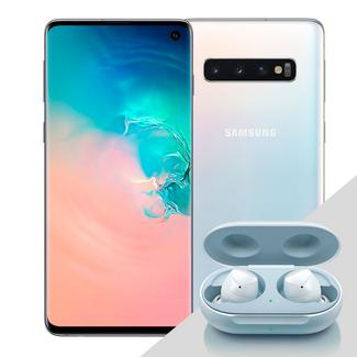 Samsung Galaxy S10 6.1″ 128GB Dual SIM Branco