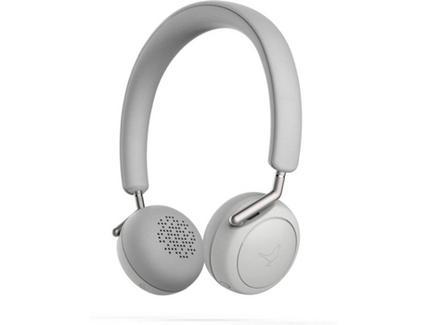 Auscultadores Bluetooth LIBERTONE Q Adapt Wireless em Branco