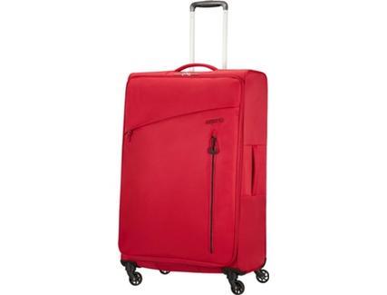 Mala de Viagem AMERICAN TOURISTER Litewing 81 em Vermelho