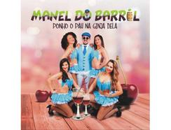 CD Manel Do Barril – Ponho O Pau Na Ginja