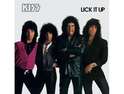 Vinil Kiss – Lick It Up