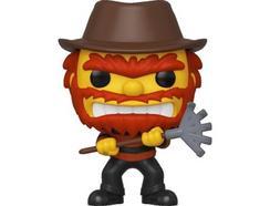 Figura FUNKO Pop! The Simpsons: Treehouse of Horror – Evil Ground Willie