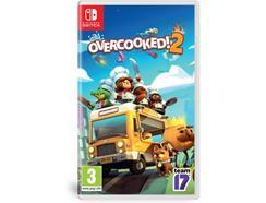 Jogo Nintendo Switch Overcooked! 2