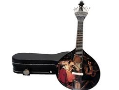 Guitarra Port Mini O Fado José Malhoa