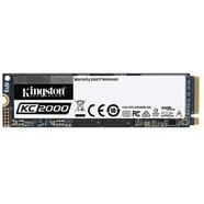 Disco Interno SSD KINGSTON M.2 2280 250 GB KC2000