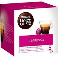 Cápsulas DOLCE GUSTO Espresso (pack de 16)